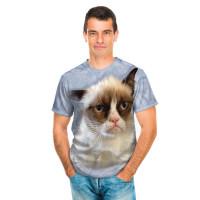 Grumpy in Blue T-Shirt