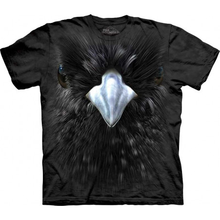 Blackbird Face T-Shirt The Mountain