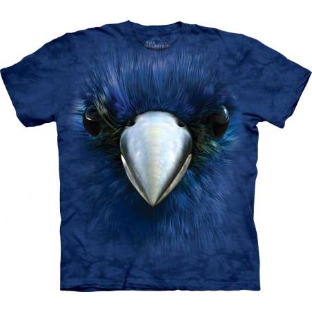 Bluebird Face T-Shirt The Mountain