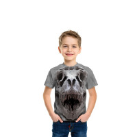 T Rex Big Skull T-Shirt