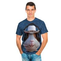 Guinea Pig Cowboy T-Shirt