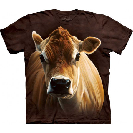 How Now Brown Cow T-Shirt The Mountain