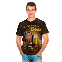 Beer Outdoor T-Shirt