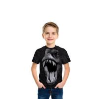 Big Face Glow Rex T-Shirt