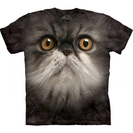 Furry Face T-Shirt The Mountain