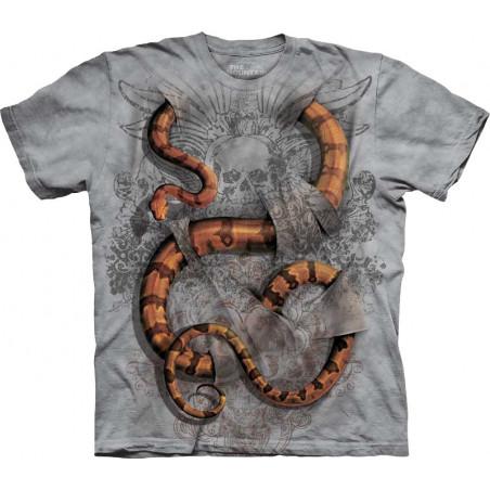 Boa Constrictor T-Shirt The Mountain