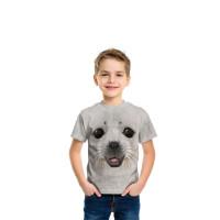 Big Face Baby Seal T-Shirt
