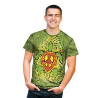Rasta Peace Turtle T-Shirt