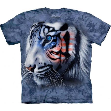 Stars & Stripes Tiger T-Shirt