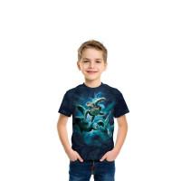 Sea Turtle Collage T-Shirt