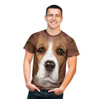 Beagle Face T-Shirt