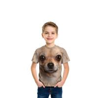 Chihuahua Face T-Shirt