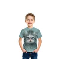 Blue Eyed Kitten T-Shirt
