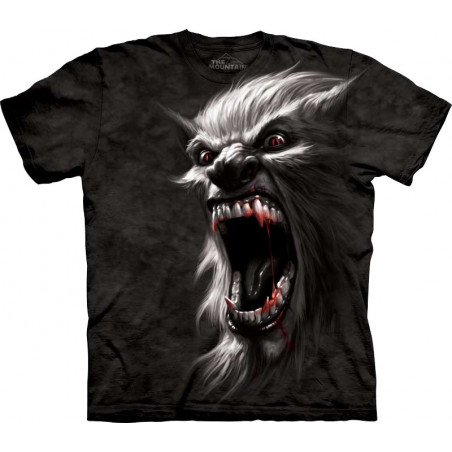 Werewolf T-Shirt The Mountain