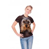 Yorkshire Terrier Face T-Shirt