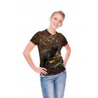 Elk at Dusk T-Shirt