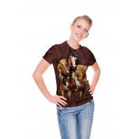 Find 8 Horses T-Shirt