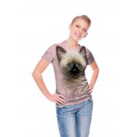 Black & Tan Kitten T-Shirt