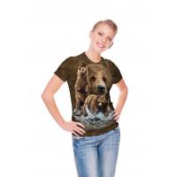 Find 10 Brown Bears T-Shirt