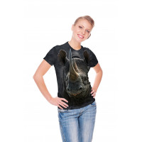 Black Rhino T-Shirt