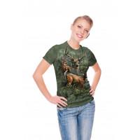 Deer Collage T-Shirt