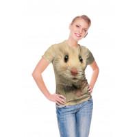 Hamster Face T-Shirt