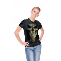Big Face Death T-Shirt