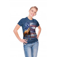 Wild Star Flag T-Shirt