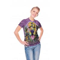 Russo Golden Retriever T-Shirt