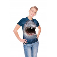 Wicked Nasty Shark T-Shirt