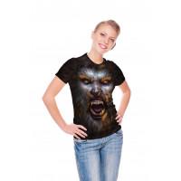 Werewolf Face T-Shirt
