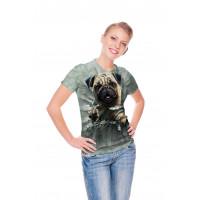 Pug Breakthru T-Shirt