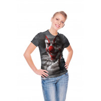 Clown Cut T-Shirt