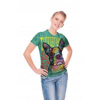 Boston Terrier Luv T-Shirt