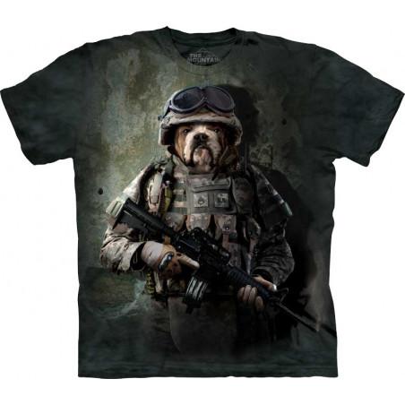 Dog Marine Sam T-Shirt The Mountain