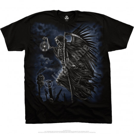Dark Fantasy - Soul Taker - Black T-Shirt