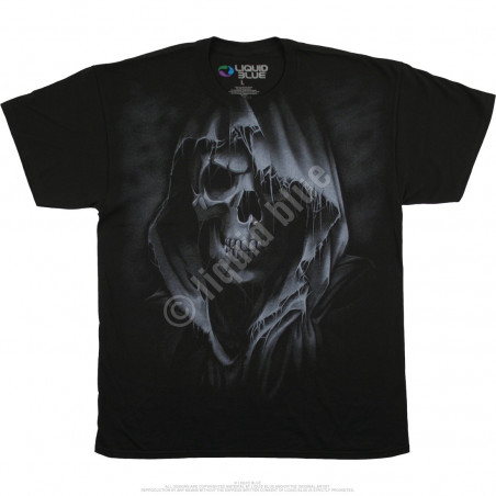 Dark Fantasy - The Reaper - Black T-Shirt