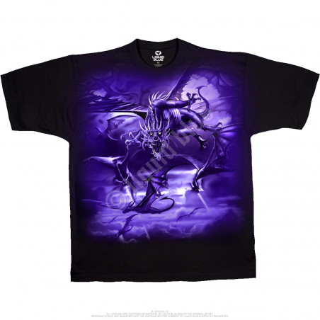 Dark Fantasy - The Swarm - Black T-Shirt