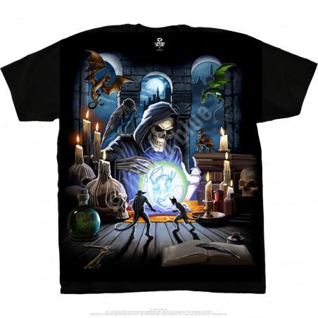 Reaper Spell - Black T-Shirt