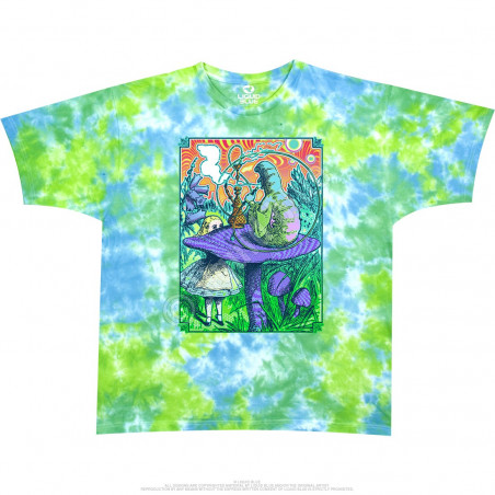 Light Fantasy - Wonderland Tie-Dye T-Shirt