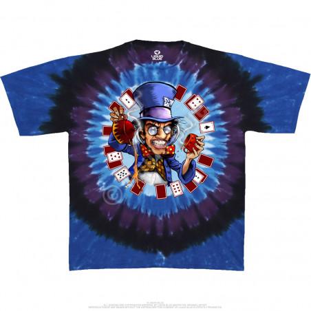 Light Fantasy - Mad Hatter Tie-Dye T-Shirt