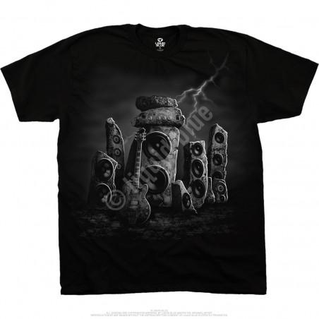 Musica - Rock Rig - Black T-Shirt