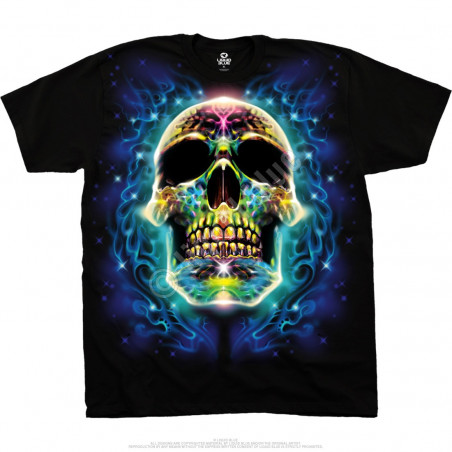 Skulls - Sugar Skull - Black T-Shirt