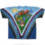 Grateful Dead - Casey Jones - Tie-Dye T-Shirt