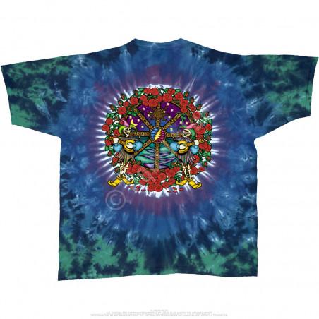 Grateful Dead - Celtic Mandala - Tie-Dye T-Shirt