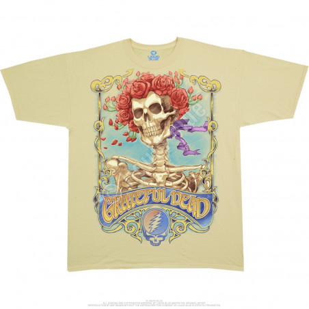 Grateful Dead Big Bertha Tan T-Shirt