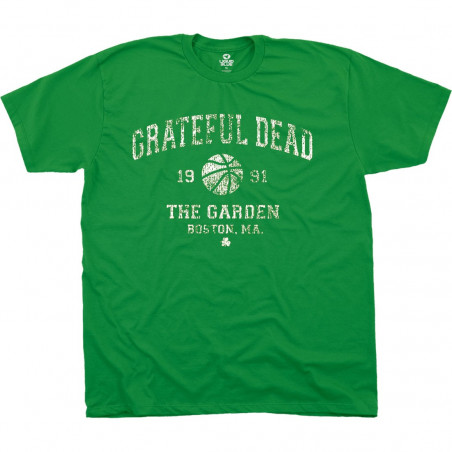 Grateful Dead Boston Garden 91 Grass T-Shirt