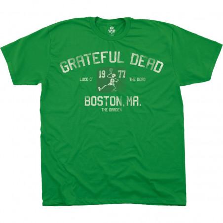 Grateful Dead The Garden Green Athletic T-Shirt