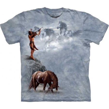 The Offering T-Shirt The Mountain