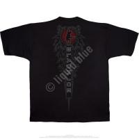 Jimi Hendrix Electric Lady Land Black T-Shirt